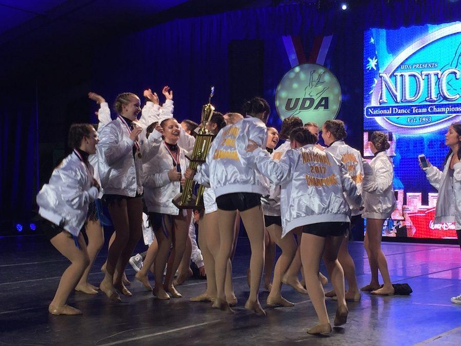 Lancer Dancers take home a victory