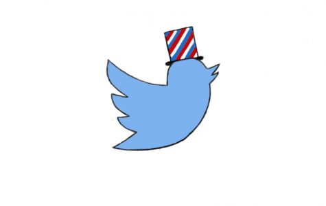 Getting political on Twitter