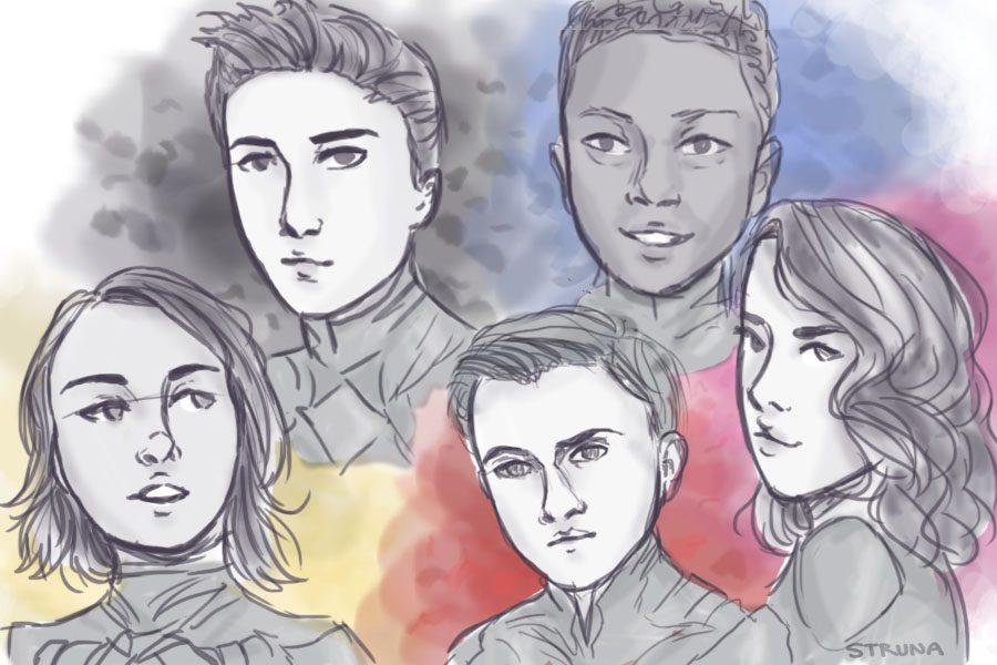 The Range of Diversity