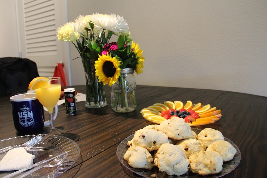 On May 14 America celebrated Mother's Day with special treats and gifts for their mother's.