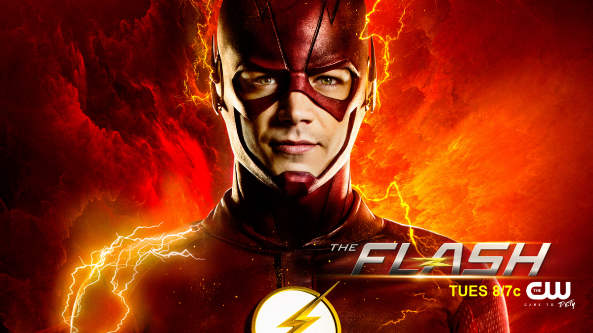 The+Flash%2C+starring+Grant+Gustin%2C+enters+the+fourth+season+of+the+show.+The+TV+adaptation+of+The+Flash+comics+can+be+watched+on+the+CW.