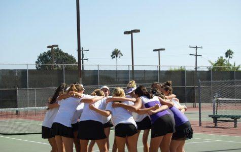 Previous varsity girls' tennis coach swings into action as JV coach for 2018 season