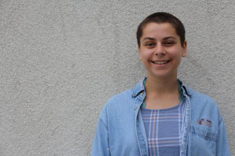 Audrey Mekjian, 12