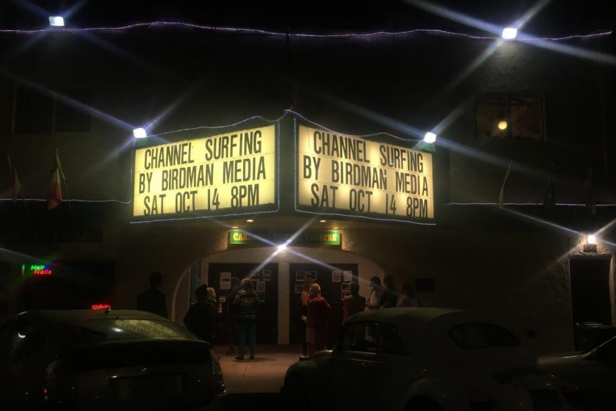 The Carlsbad Village Theatre located on State Street is closing. The theater has been open since 1927.