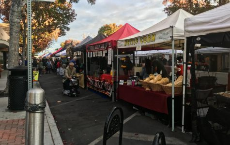 Shop locally at Carlsbad farmer's market