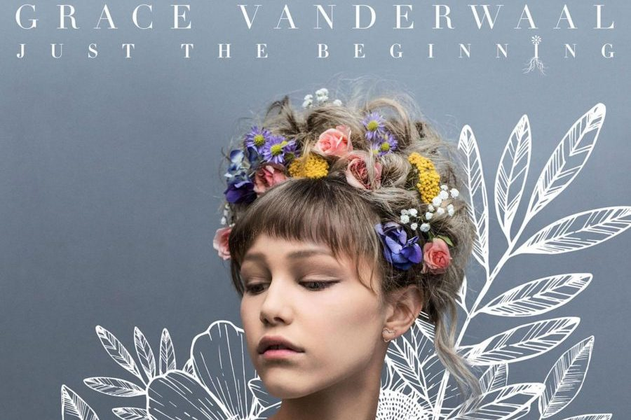 Grace Vanderwaal's new album Just the Beginning. The album was released on November 3, 2017.