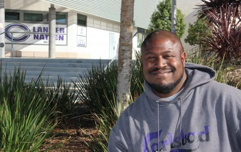 Custodian helps students keep their lives clean