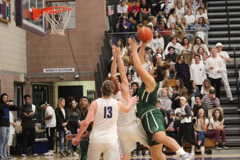 Varsity Basketball 1/12