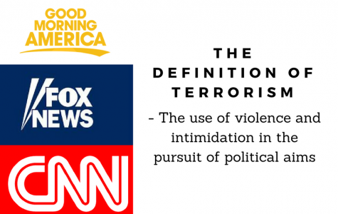 The media controls what terrorism is