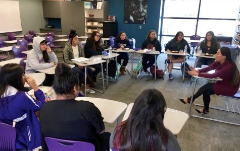 Club helps mentor young latina girls