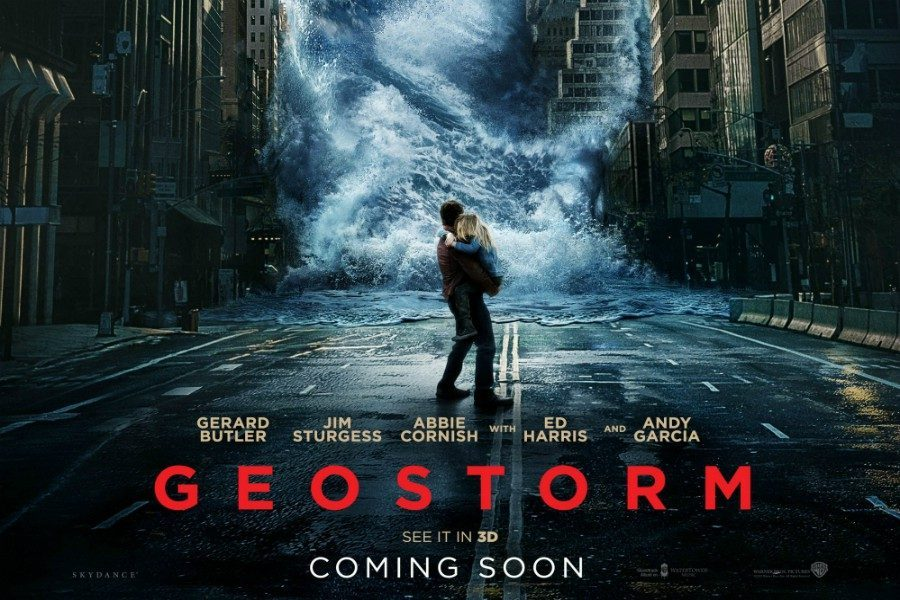 Geostorm brings awareness to the environment
