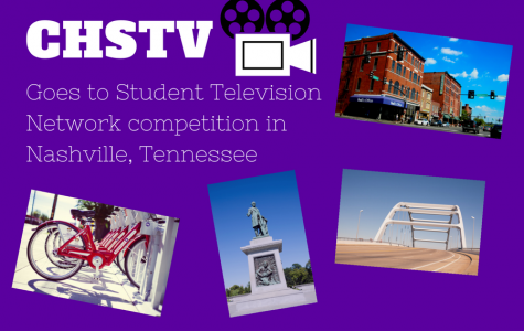 CHSTV students head to Nashville