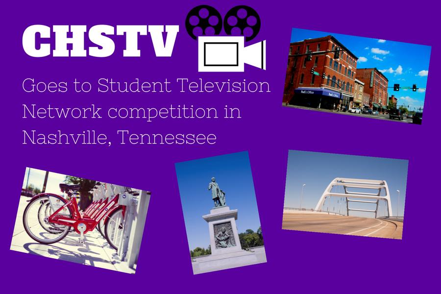 CHSTV+students+head+to+Nashville