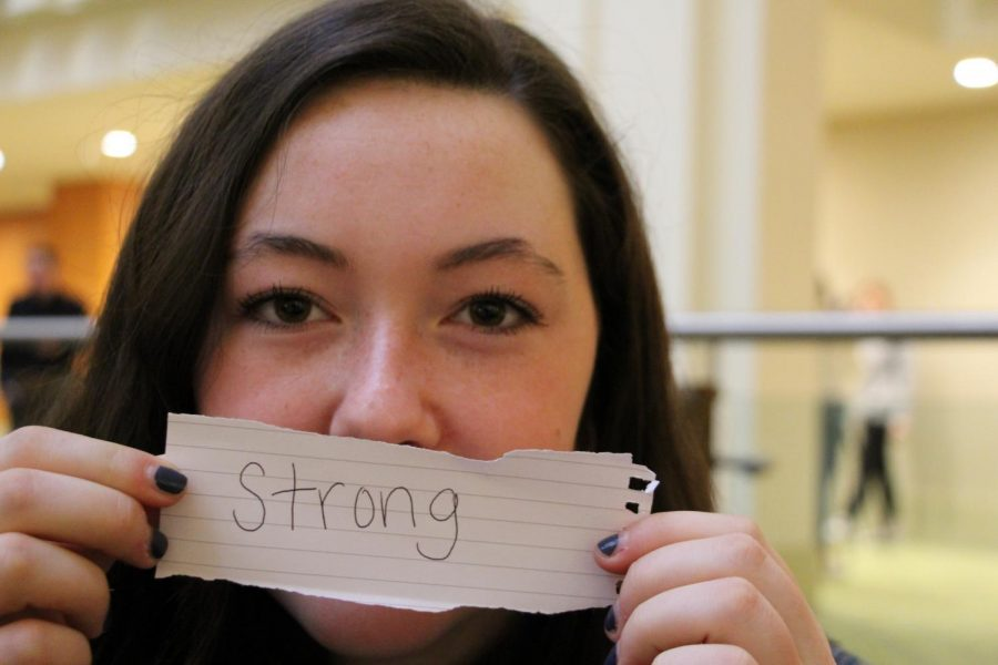 Strong(adj.) able to overcome challenges