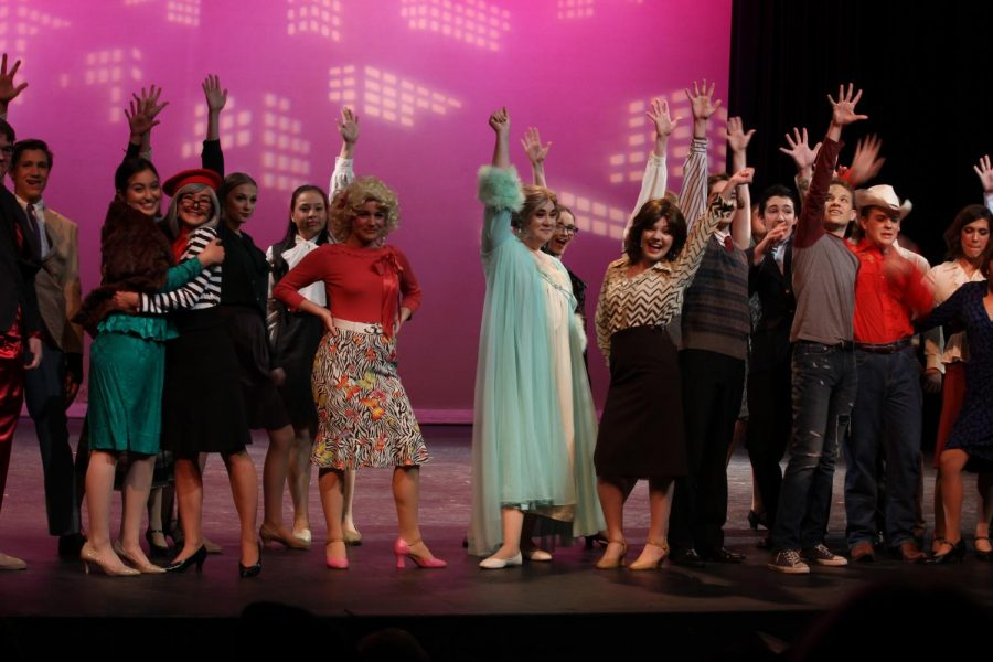Springing into the Spring Musical