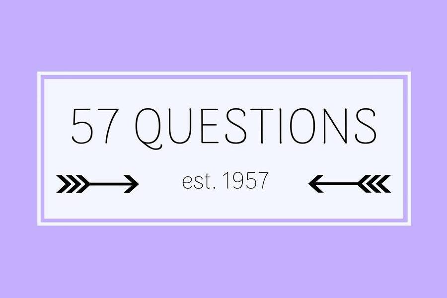 57 questions