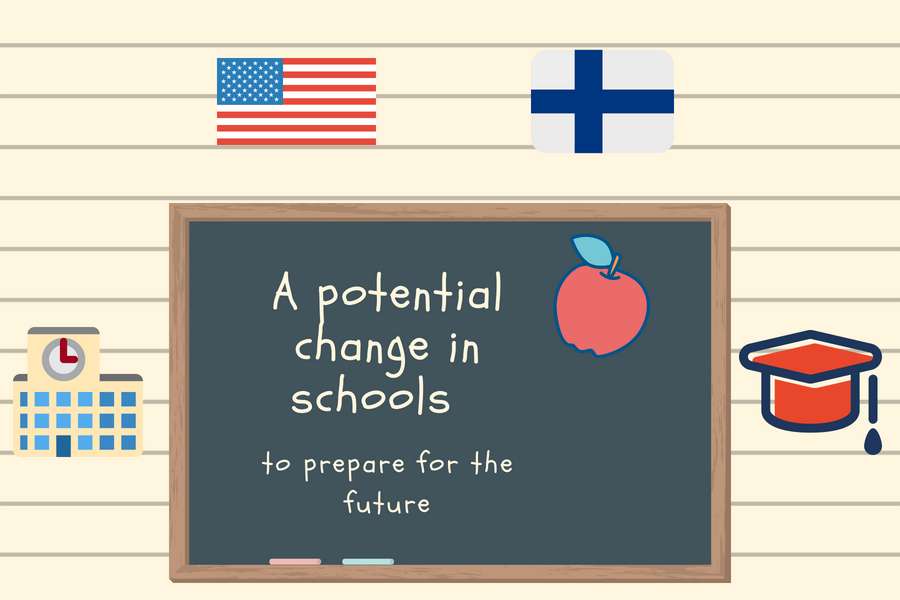 BRIEF: A potential change in schools to prepare for the future