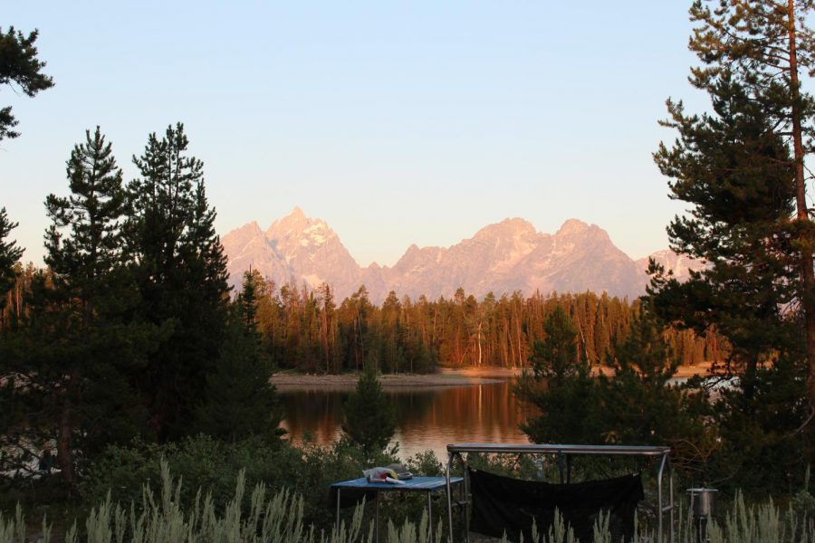 Many beautiful hike and camping spots are strung throughout the United States, such as the Grand Tetons, but many spots are located within a short distance from Carlsbad.