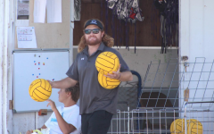 New water polo coach splashes his way into the season