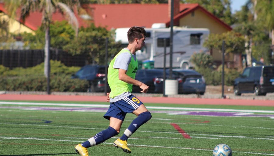 Boys+soccer+team+tryouts+are+held