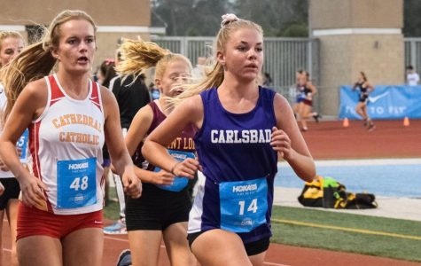 Freshman makes girls varsity cross country team