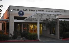 The Carlsbad Unified School District Board of Trustees convenes at the CUSD office. These meetings typically occur on the second Tuesday of each month.