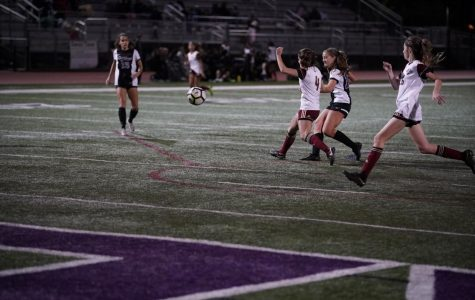 Season update: Varsity girls soccer
