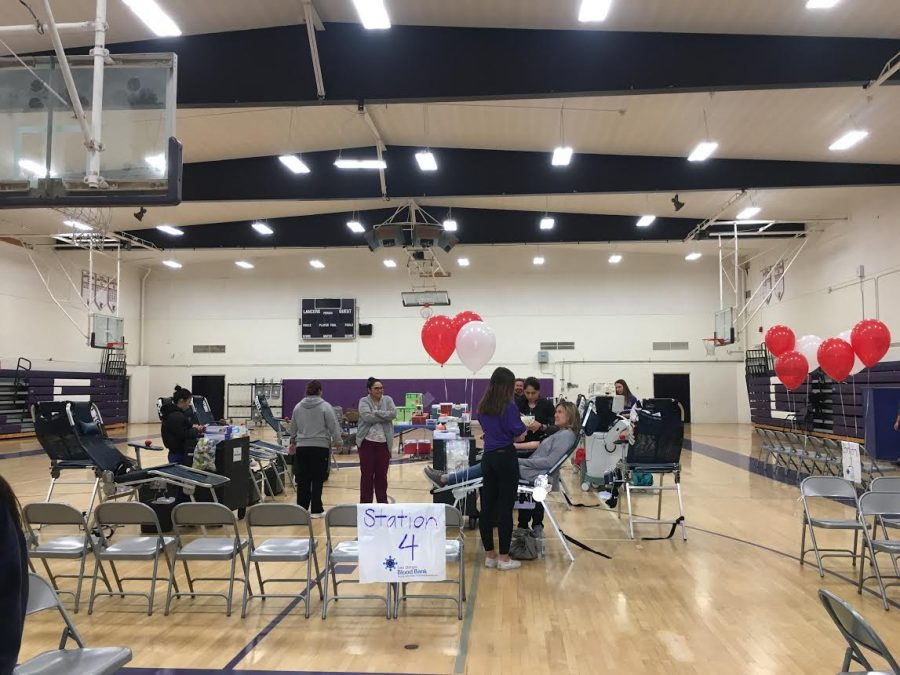 On+Feb.+26%2C+students+and+adults+alike+came+together+to+donate+blood+for+the+annual+Blood+Drive+in+partnership+with+the+San+Diego+Blood+Bank.