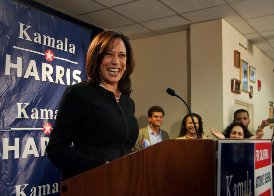 California's Kamala Harris and the diverse race for President