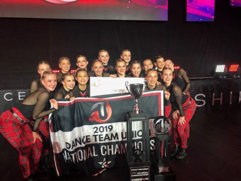Freshman shares her experience at her first nationals