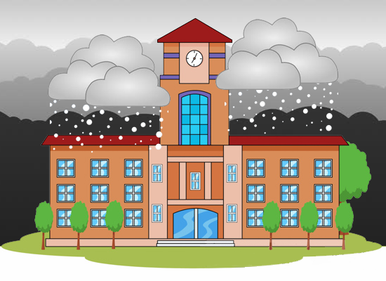 How weather conditions may affect college choices