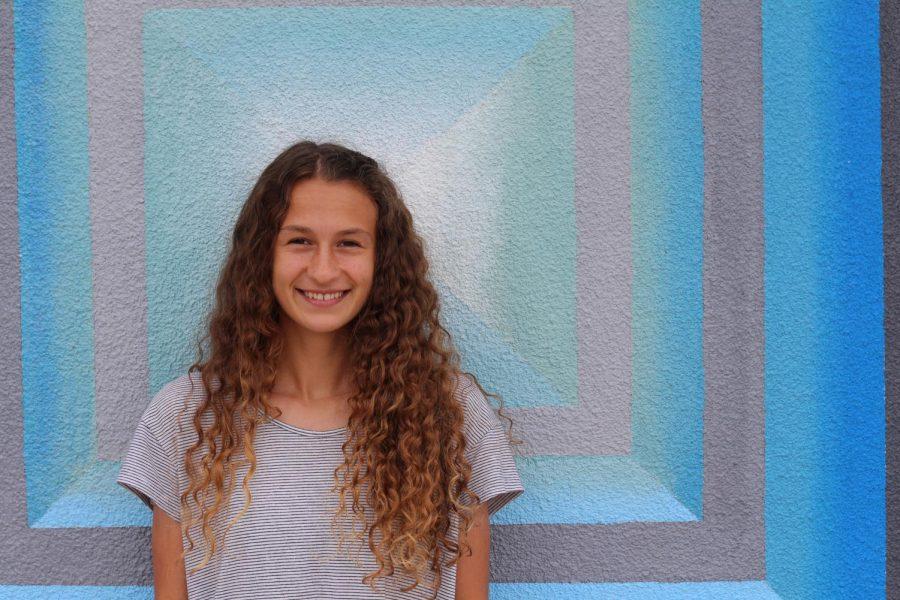 Gracie Huebner, 11