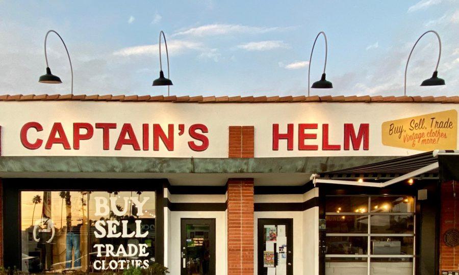 Captain's Helm is located in South Oceanside, 1832 S Coast Hwy, Oceanside, CA 92054.