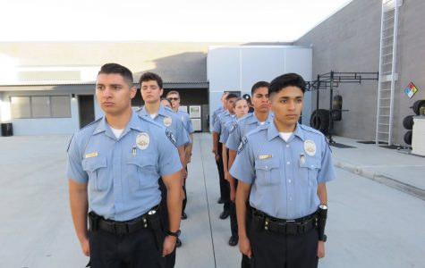 The Police Explorer program searches for new recruits