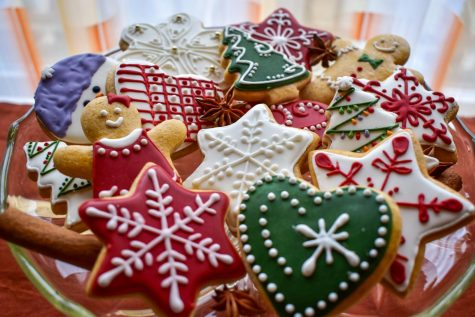 Some tasty holiday cookies and treats to get you into the holiday spirit.