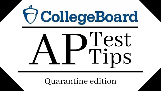 This year's AP exams have gone through many groundbreaking changes in response to the novel coronavirus. Here are some first-hand tips to conquer this year's exams.