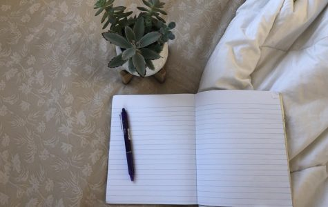 Multiple studies show that daily journaling can help document your emotions and engage the brain. Photo by Gracie Huebner.
