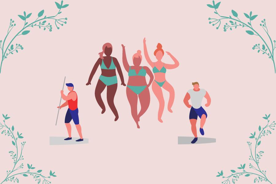 Body Positivity Graphic - Natalia B.