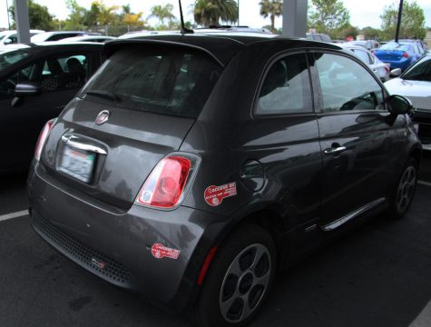 The Fiat500e is a fully electric, affordable, vehicle for those looking to have an electric car to drive locally.