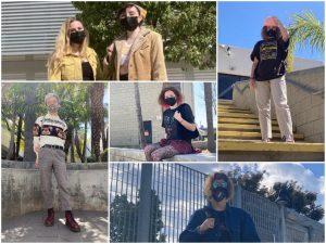 On-campus fashion