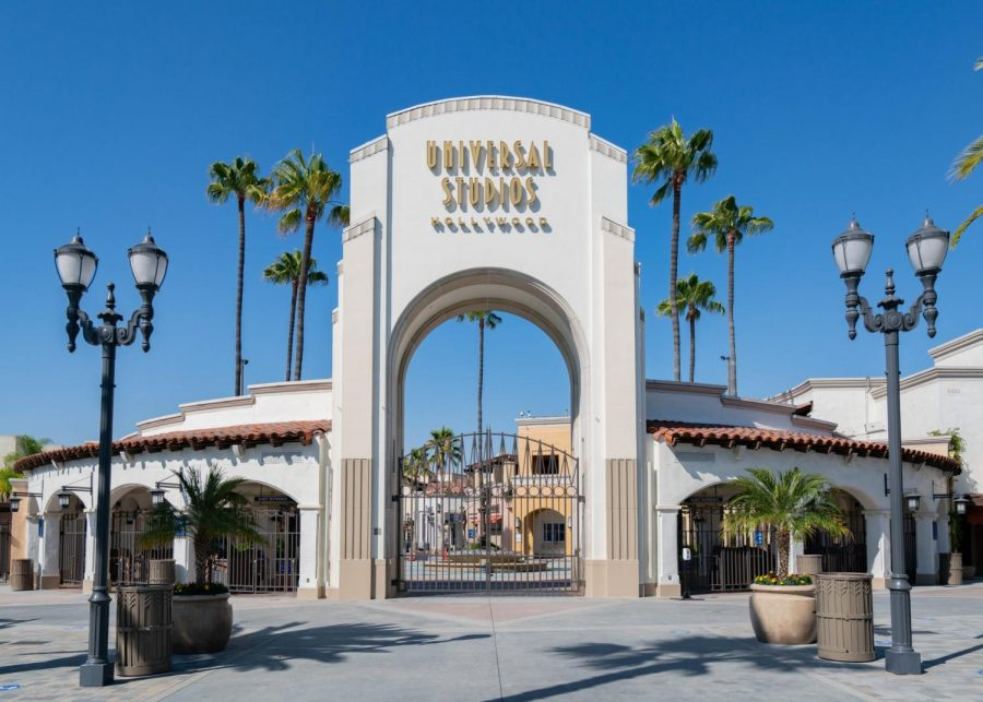 Universal Studios hosted a Grad Bash celebration for the class of 2021 on several dates in May and early June. High schools from all around California participated.
