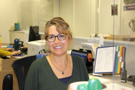 Irene Zlotnicki: Administrative Assistant