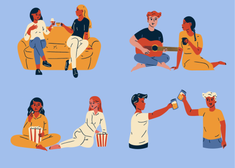 A guide on how to strengthen your friendships and relationships with others.